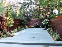 Park Slope Garden Brooklyn, NY