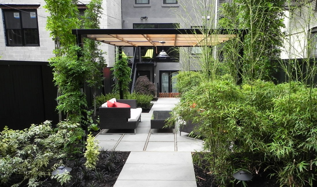 Prospect Heights garden