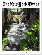 the new york times - A Garden Reborn