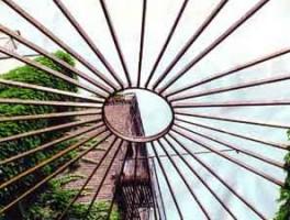 Pergola Garden, Brooklyn, NY