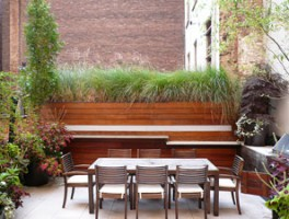 Tribeca Terrace Garden New York, NY