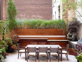 Tribeca Terrace Garden New York, NY