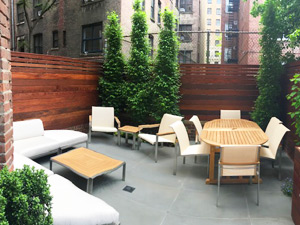 upper west side garden